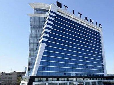 Hotel Titanic Business Golden Horn